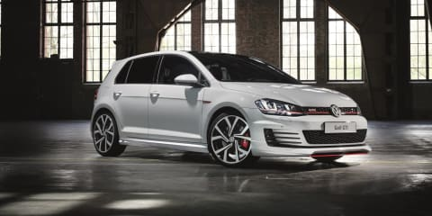 Volkswagen Golf GTI and Golf R to be offered with optional Oettinger extras