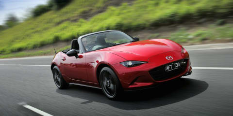 Mazda MX-5 tops November sports car sales