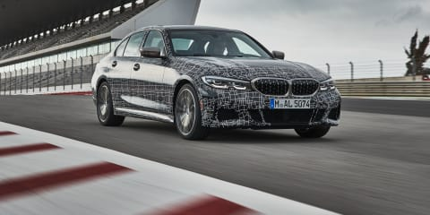 2019 BMW M340i xDrive prototype review