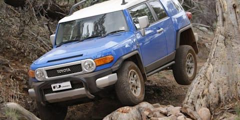 Toyota FJ Cruiser Review (Off-Road)