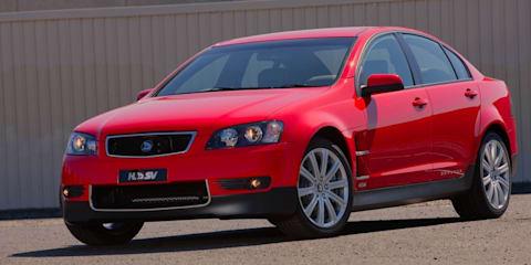 2009 HSV Senator Limited Edition at MIMS
