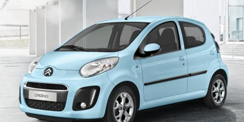 2012 Citroen C1 and Peugeot 107 revealed