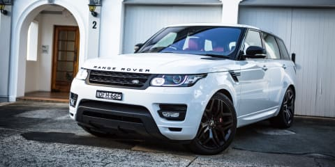 Range Rover, Range Rover Sport, and Land Rover Discovery Sport recalled for front seat belt fix - UPDATE