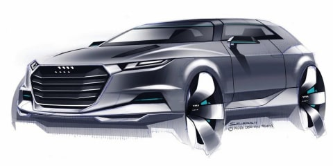 Audi Q8 to rival Range Rover Sport: report
