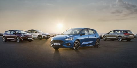 2019 Ford Focus revealed, Australian launch confirmed - UPDATE