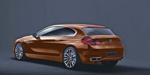2012 BMW 6 Series Shooting Brake concept to be unveiled at Paris Motor Show