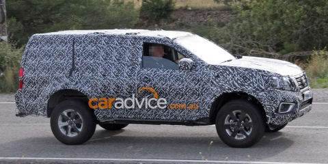 Nissan Navara SUV wagon may never come to Australia