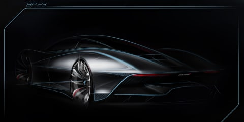 McLaren BP23 Speedtail to make more than 735kW