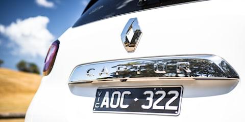 2018 Citroen C4 Cactus Onetone v Renault Captur Intens comparison