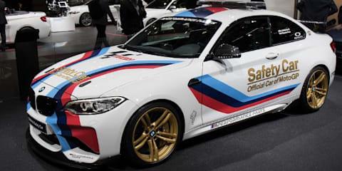 BMW M Division - 2016 Paris Motor Show