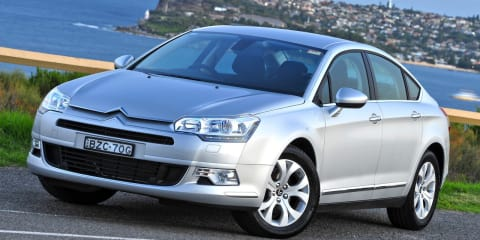 Citroen C5 price slashed