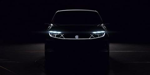 Byton promises connected, autonomous EV for CES