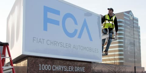Fiat Chrysler boss rules out merger with PSA Peugeot-Citroen
