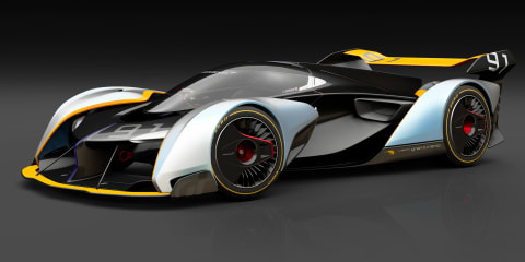 McLaren BC-03: Vision Gran Turismo concept to spawn one-off project