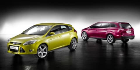 2011 Ford Focus production-ready for Paris, performance model confirmed