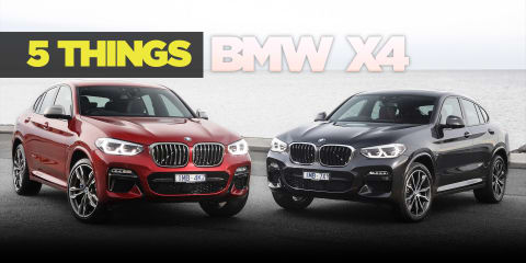 2019 BMW X4: 5 things to know!