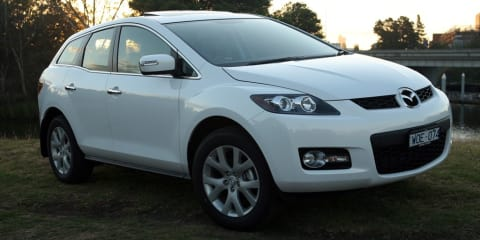 2009 Mazda CX-7 Review & Road Test