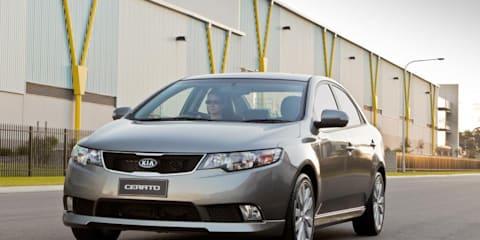 2010 Kia Cerato Limited edition