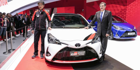Toyota Yaris GRMN hot hatch the first of many Gazoo Racing models to come