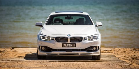 2017 Alpina B4 BiTurbo review