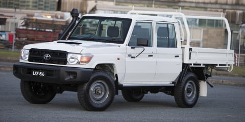 Toyota LandCruiser brake recall : 13,800 vehicles affected locally