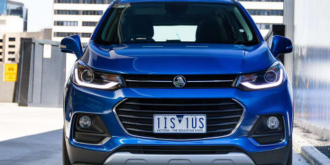 2017 Holden Trax LTZ review