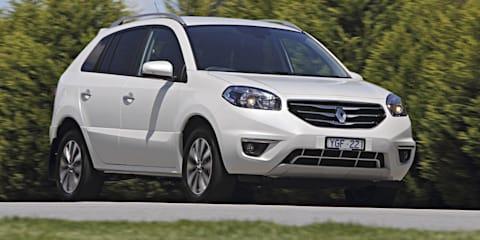 Renault Australia determined to make Koleos a success