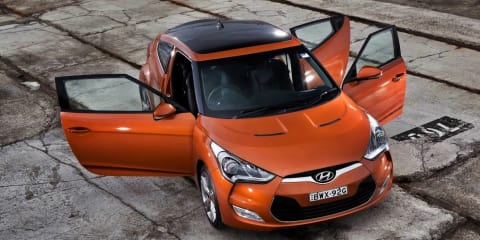 Hyundai Veloster : mysterious new variant coming