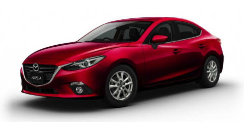 Mazda 3: no diesel or hybrid for Oz