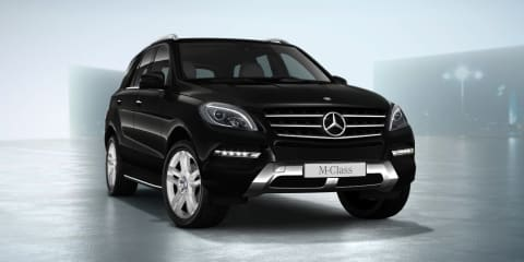 Mercedes-Benz ML250 BlueTec : $90,400 Special Edition ups comfort, convenience, safety
