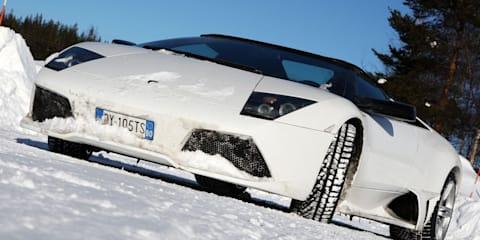 Lamborghini Murcielago – Dancing on Ice