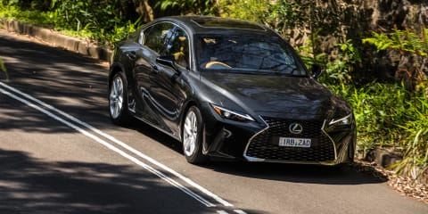 2021 Lexus IS300h review