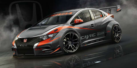 Honda Civic: 2014 World Touring Car Championship challenger previewed