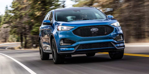 2019 Ford Edge ST revealed - UPDATE