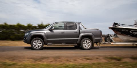 Volkswagen Amarok's biggest export market is now Australia