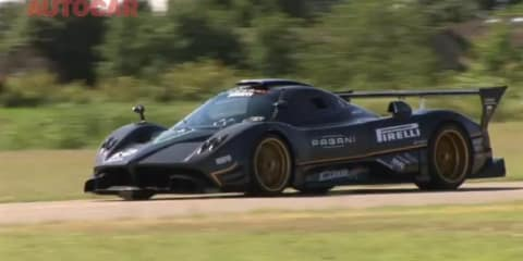 Video: Pagani Zonda R review