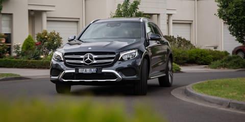 Mercedes-Benz 'ELC' to transform GLC SUV into an EV - report