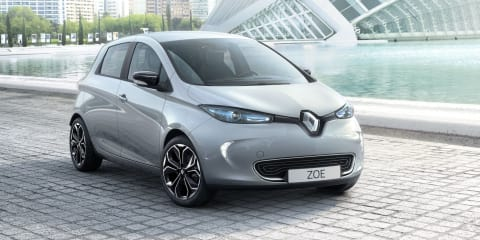2019 Renault Zoe S Edition revealed