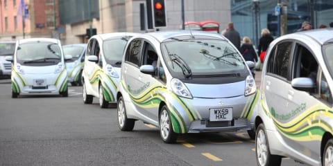 First results of UK electric vehicle trial released