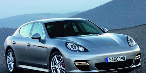 Porsche Panamera RWD V6 & AWD V6 Panamera 4 pricing announced