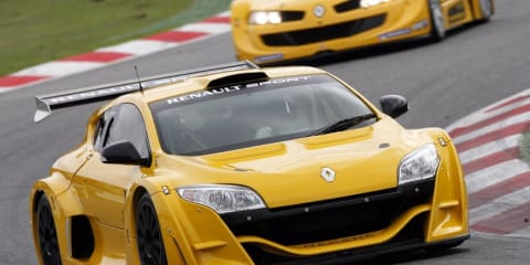 Renault Sport Megane Trophy (Video)