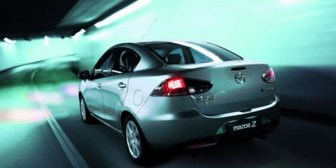 Mazda2 sedan, Mazda3 diesel to join the range next year