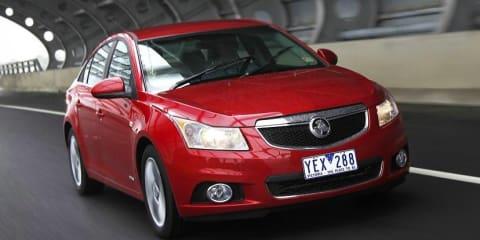 Holden Cruze: local production of next-generation small car confirmed