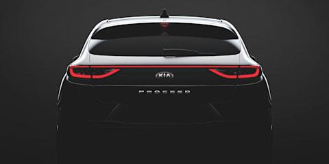 2019 Kia ProCeed teased