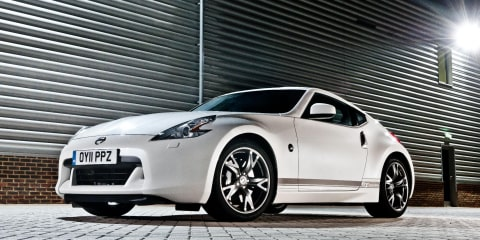 2011 Nissan 370Z GT Edition on sale in the UK
