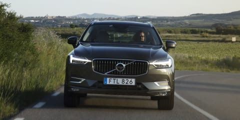 2018 Volvo XC60: Initial details confirmed for Australian launch