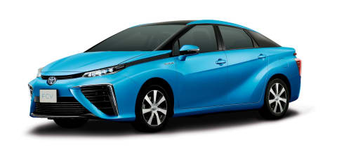 Toyota Mirai :: source outs fuel cell vehicle name - report