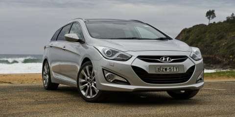 2014 Hyundai i40 : new tech added, pricing unchanged
