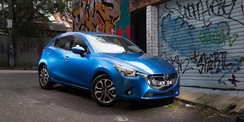 2015 Mazda 2 Genki review