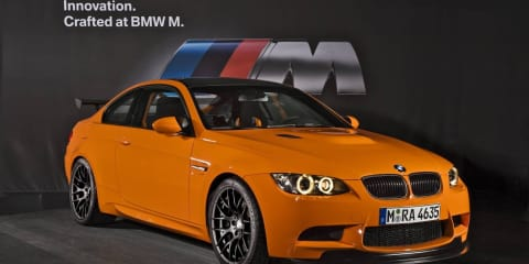 BMW M3 GTS not coming to Australia